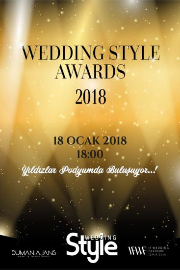 WEDDING STYLE AWARDS 2018
